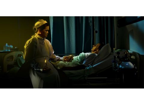 Maid in Malaysia: Florence Nightingale