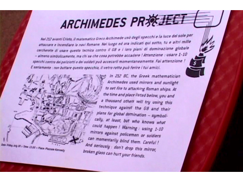 The Archimedes Project