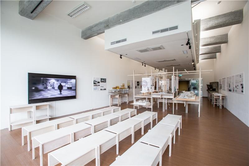 張懷文+MAS微建築研究室,《微建築雙年展》,2014-2018