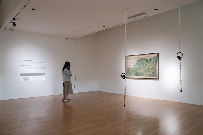 范欽慧,《圓山附近:傾聽基隆河畔的寂靜與喧囂》,2018,聲音裝置,5分51秒