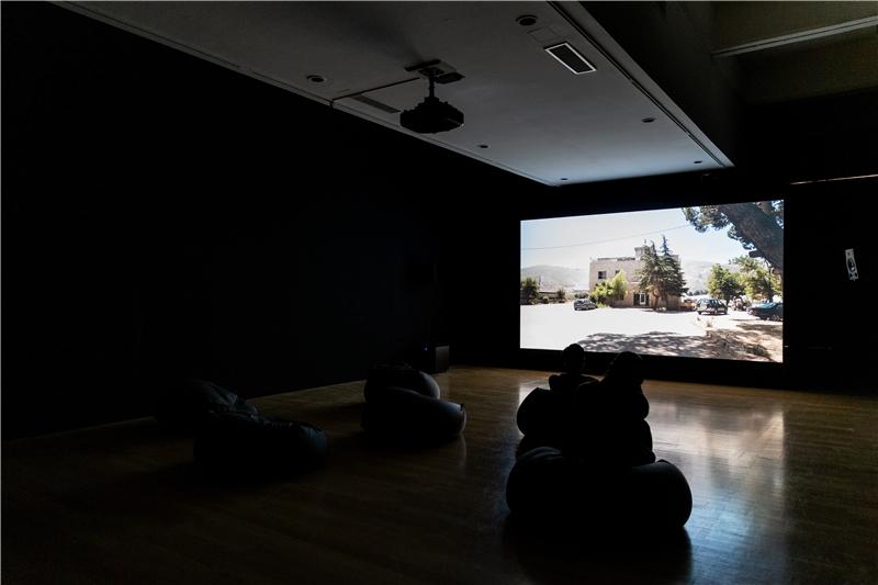 茱瑪納.曼娜,《野生近緣種》,2018,德國╱黎巴嫩╱挪威,數位拷貝、彩色、有聲,66分鐘