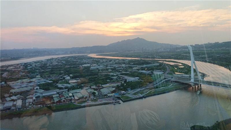 基隆河,社子島。台灣永續聯盟提供